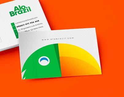 Alo Brazil - Branding