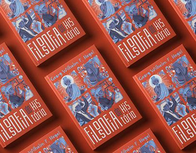 Filosofia da História | Book Cover & Illustration