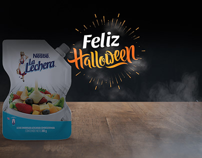 #HalloweenLaLechera 2017 / Social Media