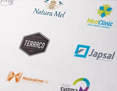 Logos 2003 - 2015