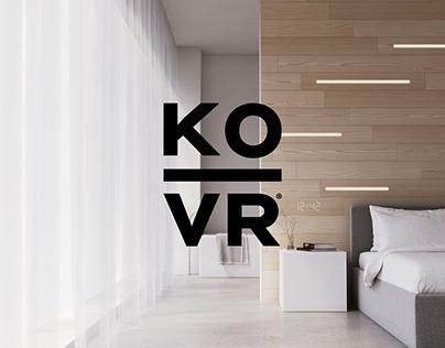 KOVR - branding