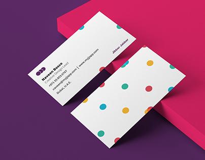 Business Cards - Jibber Jabber