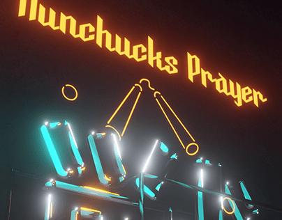 Nunchucks Prayer