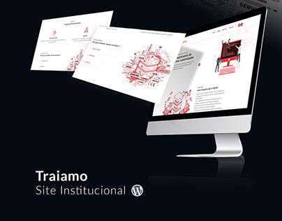 Traimo - Site Institucional