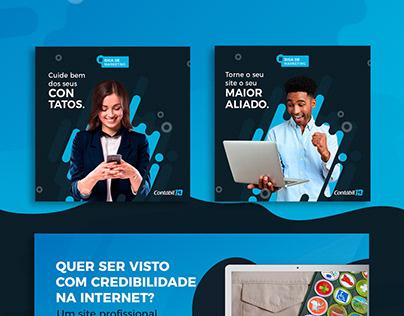 Contábil 10 | Social Media
