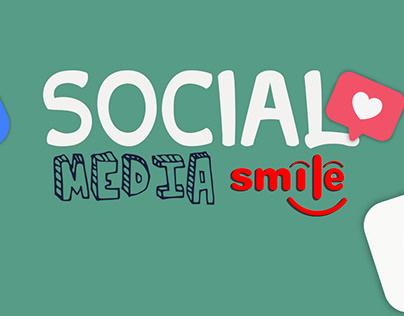 Social Media Smile