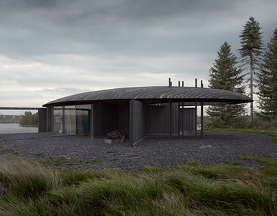 Finnish Vacation House