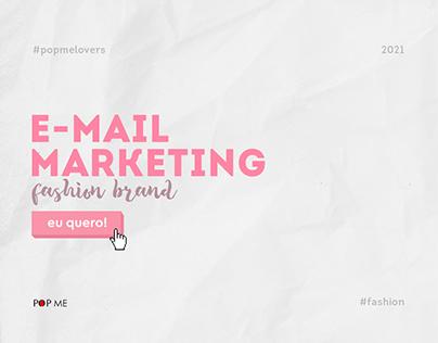 E-mail Marketing - Fashion