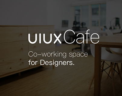 UIUX Cafe - Co-working space for designers