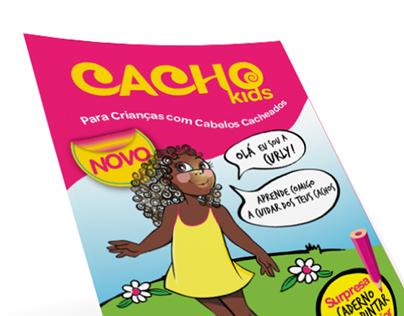 Cacho Kids : Branding, Labels e Comunicação