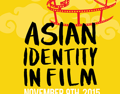 Asian Identity in Film Poster