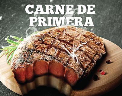 CARNE DE PRIMERA - CARNES Y CARNES