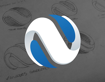 NetStream Strategy: Logo and business cards
