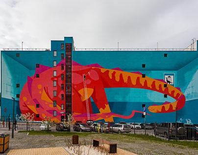 Первая в мире динозавромойка появилась в Екатеринбурге