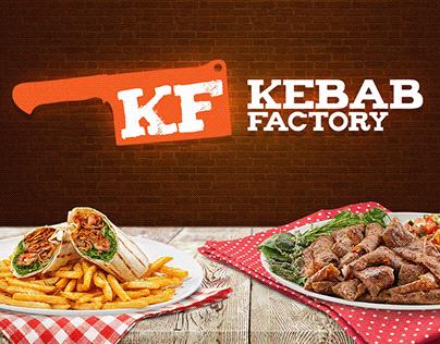 KebabFactory - Branding & UI/UX Design & Advertising