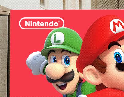 Nintendo — Logo Redesign Concept