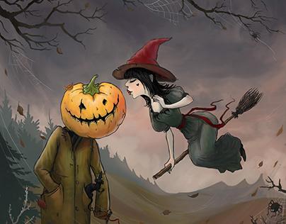 Romantic Halloween