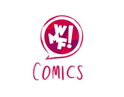 WMF 2018 - Comics