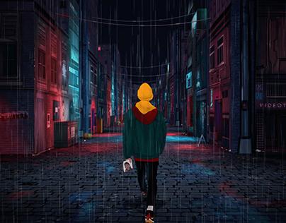 VIDEOCLIP MUSICALE _ illustrazione e animazione
