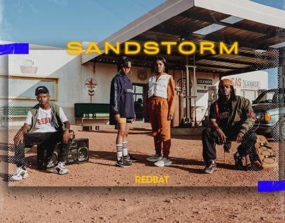Redbat Sandstorm Campaign