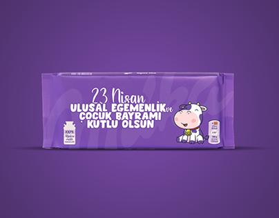 Milka 23 April Children's Day