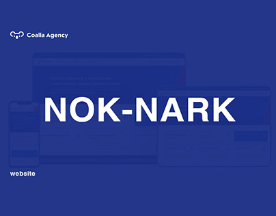 NOK-NARK — website for service
