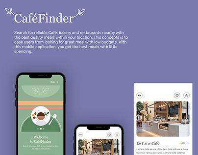 CaféFinder