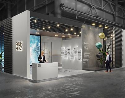2021设计上海 ROLF BENZ 家具