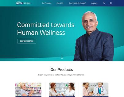 Mega We Care Farmaceutical Company