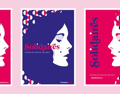 Octobre Rose - Illustration & Print