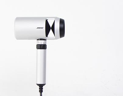 Bose Concept Design: Quiet Dryer