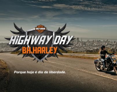 Highway Day BH.Harley