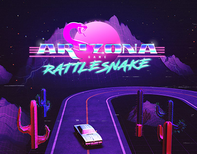 ARizona Rattlesnake - AR GAME