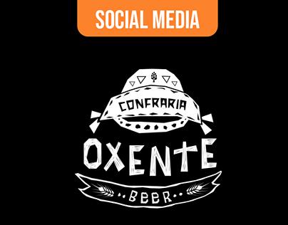 Social Media - Oxente Beer / Empório Du Zé