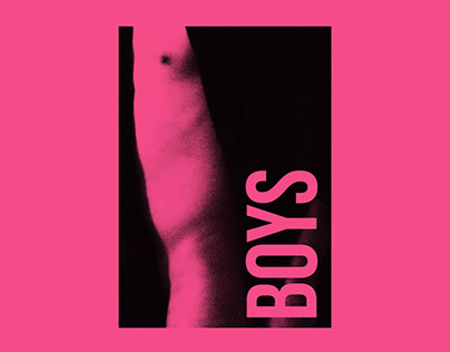 Boys – Zine