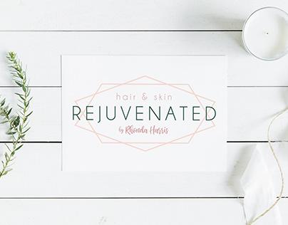 Rejuvenated Salon Logo