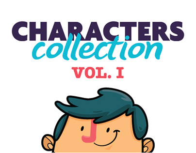 Characters Collection Vol. 1