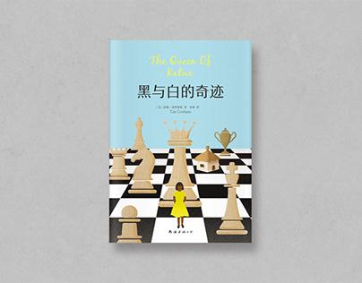 《黑与白的奇迹》封面设计 插画