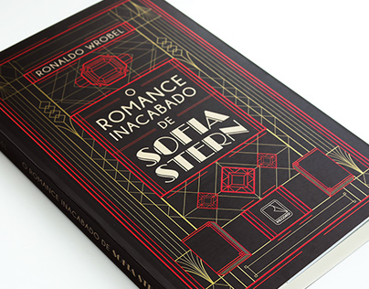 O romance inacabado de Sofia Stern | Book cover