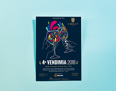 Poster Vendimia