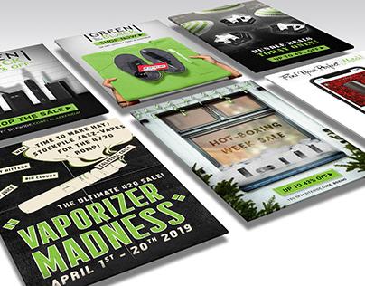 TVAPE Sale Campaigns
