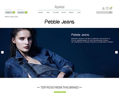 Apaice Brands Page