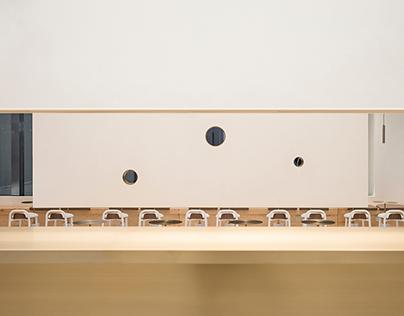 喜茶合辑:餐饮空间与装置设计 | Leaping Creative 立品设计