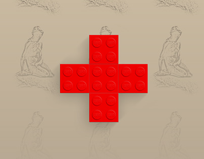 RED CROSS : symbolic series