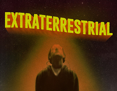 Extraterrestrial Podcast Cover Art