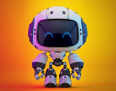 BIG HAND ROBOT