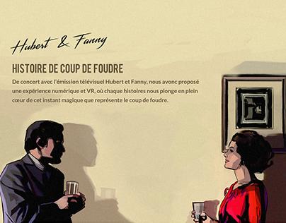 Radio-Canada | Hubert et Fanny | Turbulent