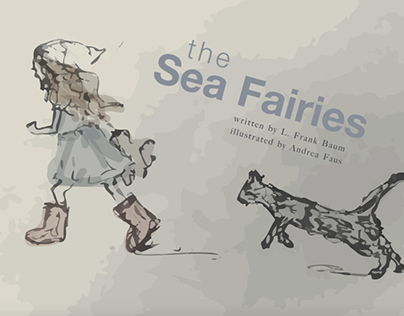 The Sea Fairies | eBook Illustration