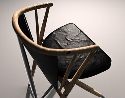 Noir Chair|Chair Design