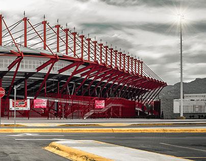 Estadio de Beisbol de Ciudad Juárez